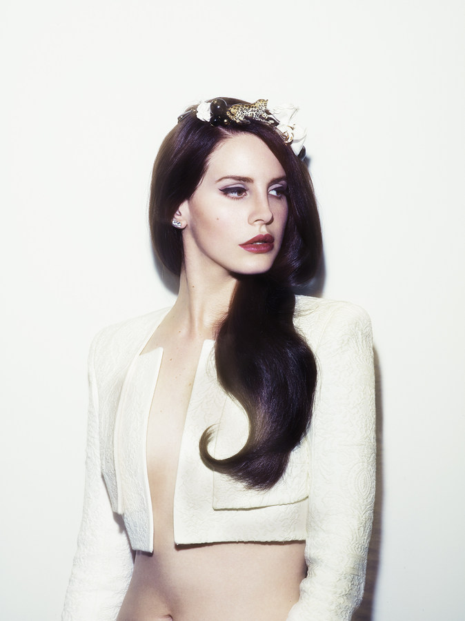 Lana Del Rey Fashion Photo Shoot