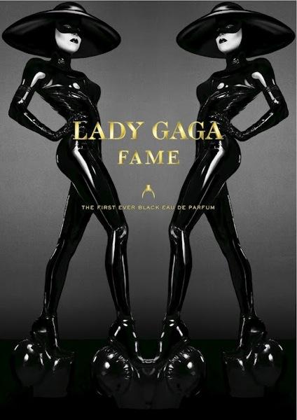 Lady Gaga Fame Perfume Image