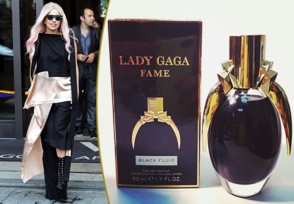 Lady Gaga 'The Fame' Fragrance Commercial Source: http://style.mtv.com/2012/06/14/lady-gaga-fame-perfume/