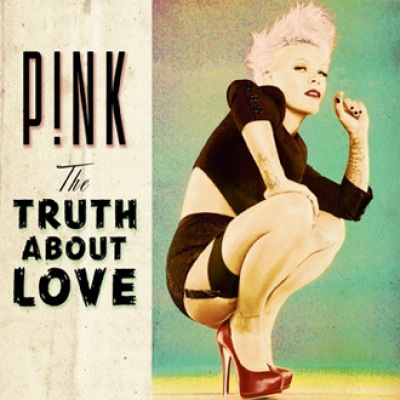 Pink The Truth About Love Album Arkwork