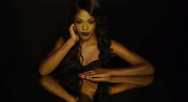 Azealia Banks 1991 Music Video Still Whitney