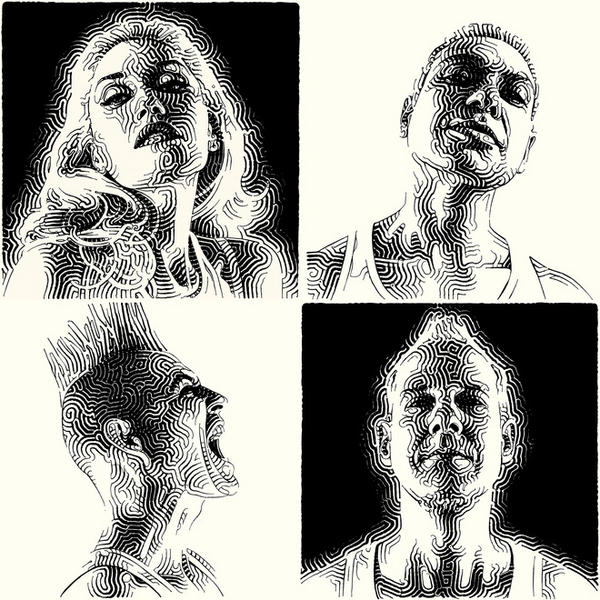 no doubt push and shove cover art