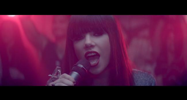 Carly Rae Jepsen This Kiss Music Video