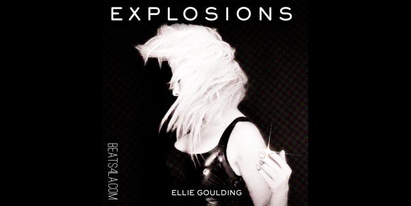 Ellie goulding explosions banner