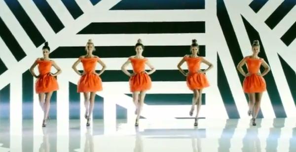 girls aloud something new music video