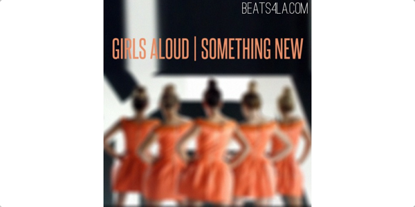 Girls Aloud Banner SOmething new