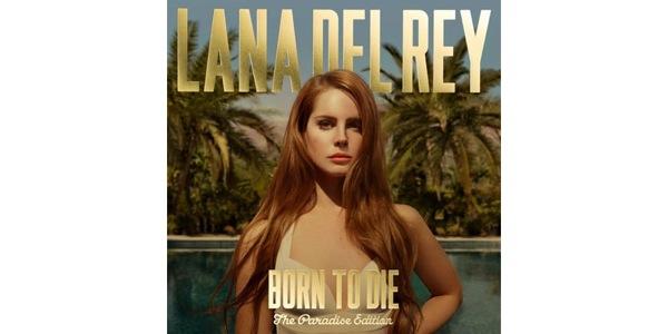 Lana del rey born to die paradise edition