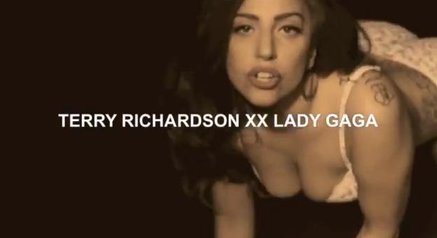 lady gaga cake music video