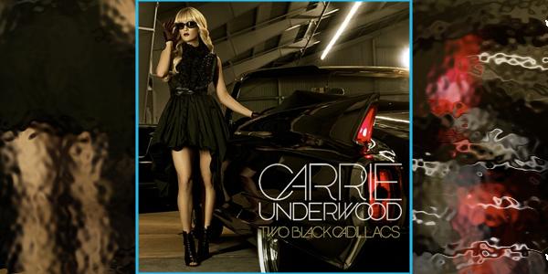 carrie underwood 2 black cadillacs