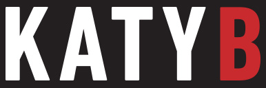 Katy B banner