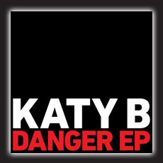 Katy B Daner EP Cover
