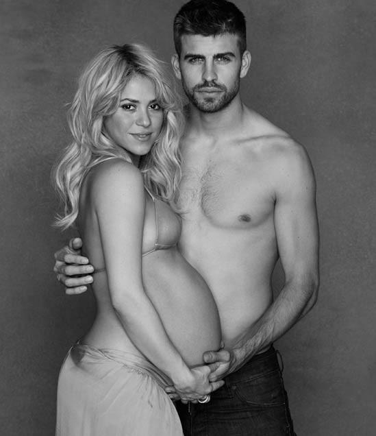 shakira-pregnant