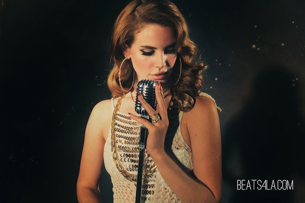 Lana Del Rey Beats4LA