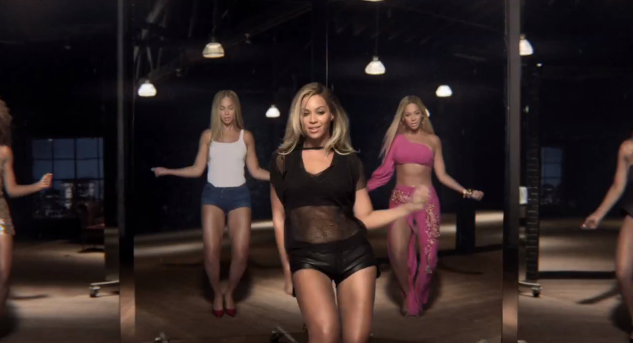 beyonce pepsi commercial
