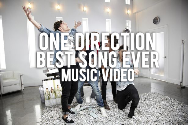 One Direction Best Song Ever 2013