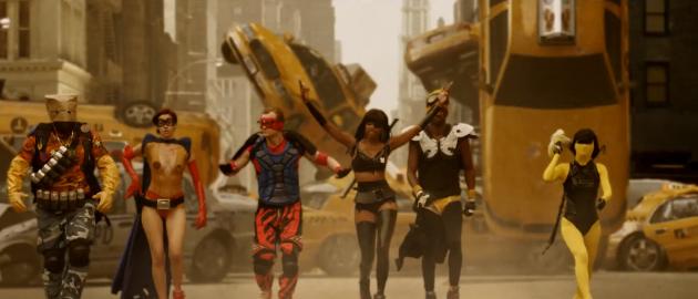 DJ Fresh VS Diplo Earthquake Music Video