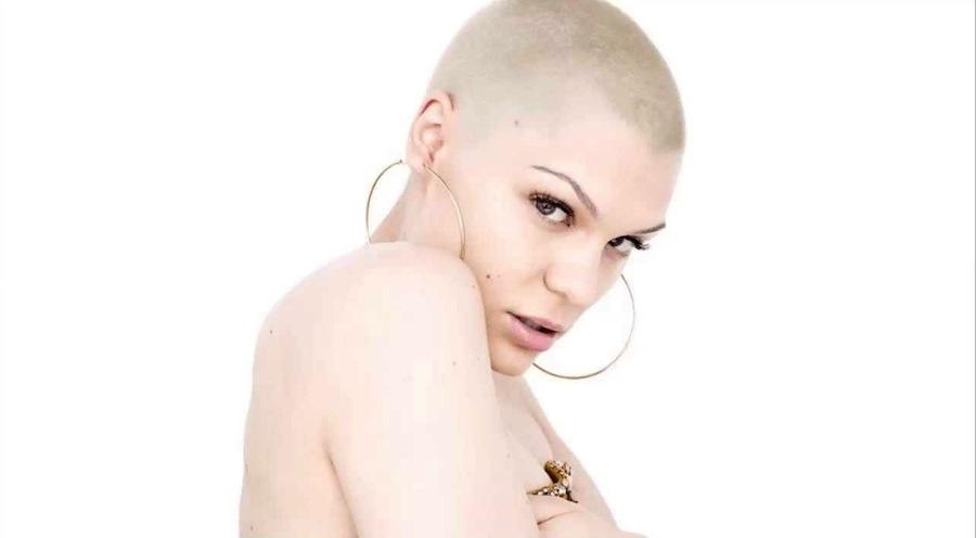 Jessie J Hero 2013