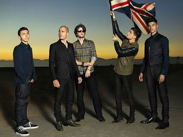 The wanted we own the night 2013