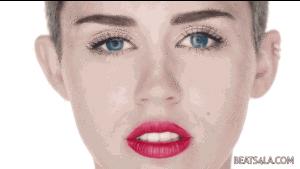 miley tears