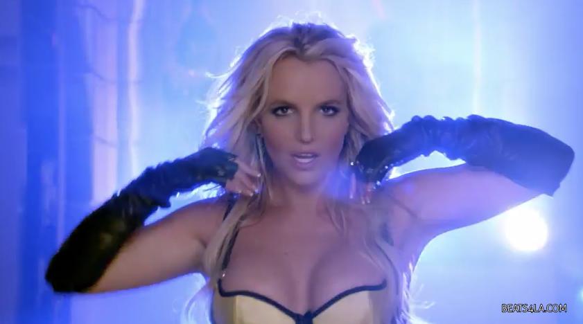 Britney Spears Work Bitch Music Video 2013
