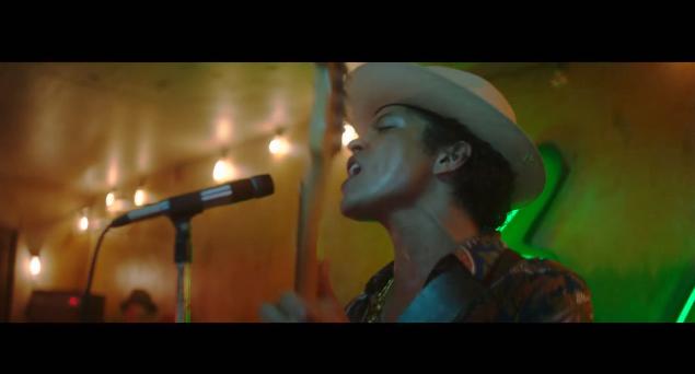 Bruno Mars Gorilla Music Video 2013