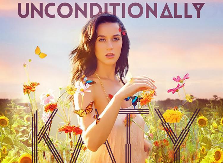 Katy Perry Unconditionally 2013