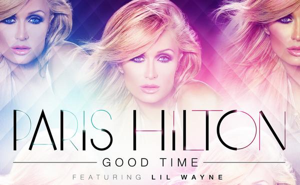Paris-Hilton-Good-Time-2013