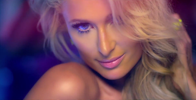 Paris Hilton Good Time Music Video