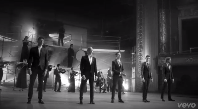 The Wanted Show Me Love (America) Music Video 2013