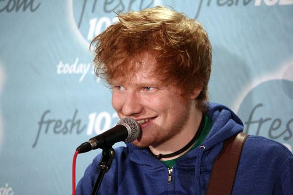 Ed Sheeran So In Love