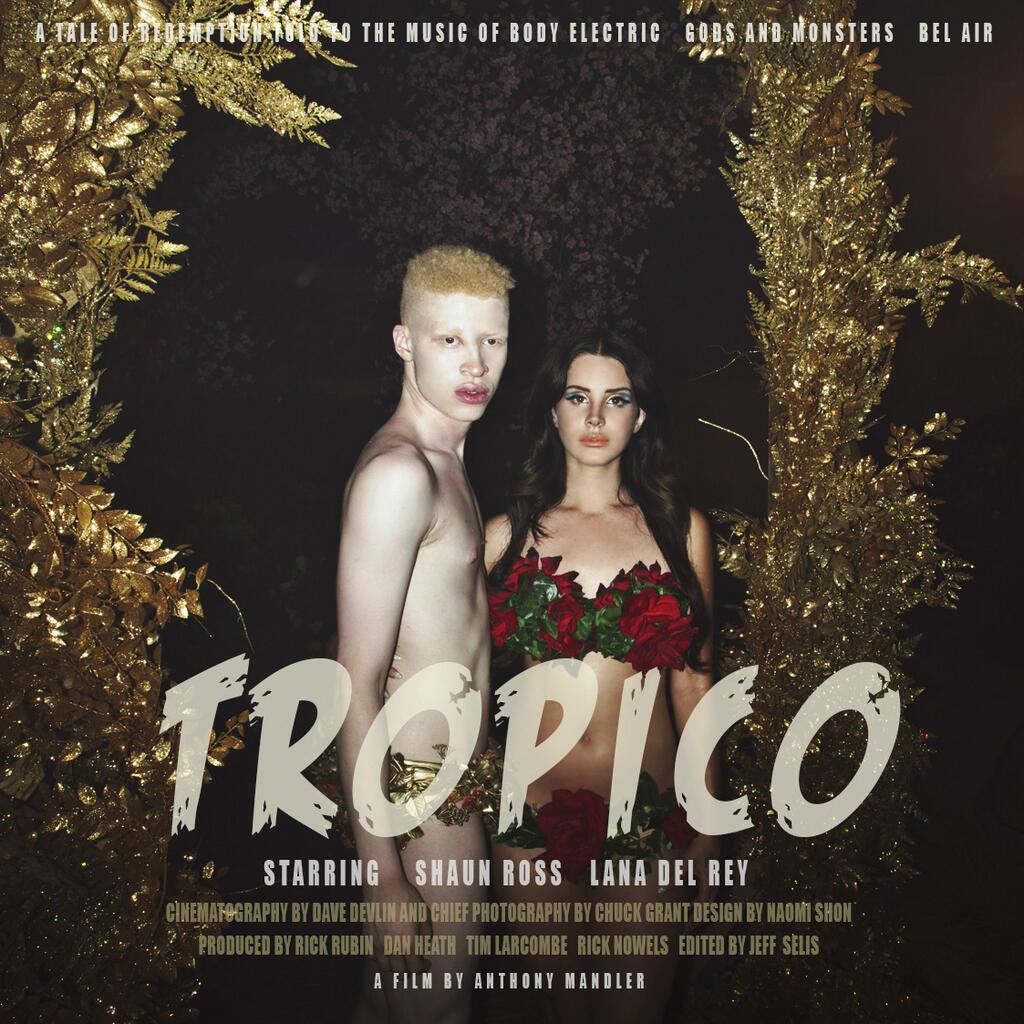 Lana Del Rey Tropico 2013 2