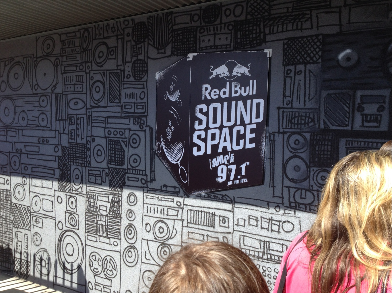 Cher Lloyd Red Bull Sound Space Amp 97.1 FM