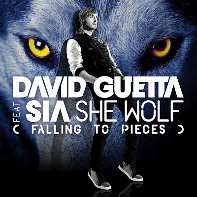 "David Guetta and Sia ""She Wolf (Falling To Pieces)"" Album Artwork"