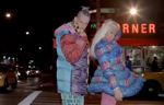 Nicki Minaj Cross Walk Aidas Commercial