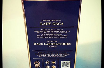 Lady Gaga 'The Fame' Fragrance Commercial