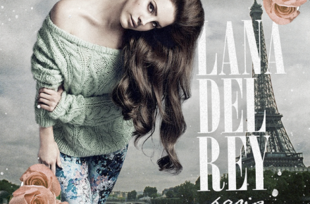 Lana Del Rey Album Artwork Born To Die Paradise Edition paris
