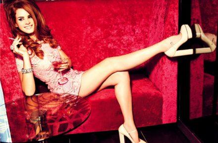 Lana Del Rey Italian Vogue