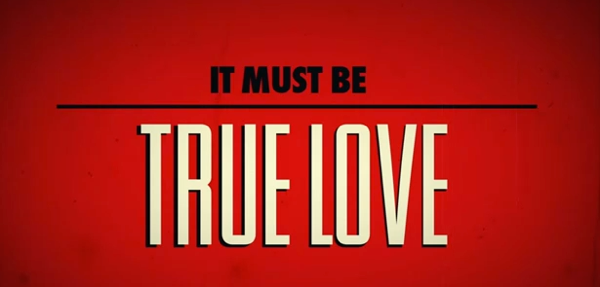 pink true love single