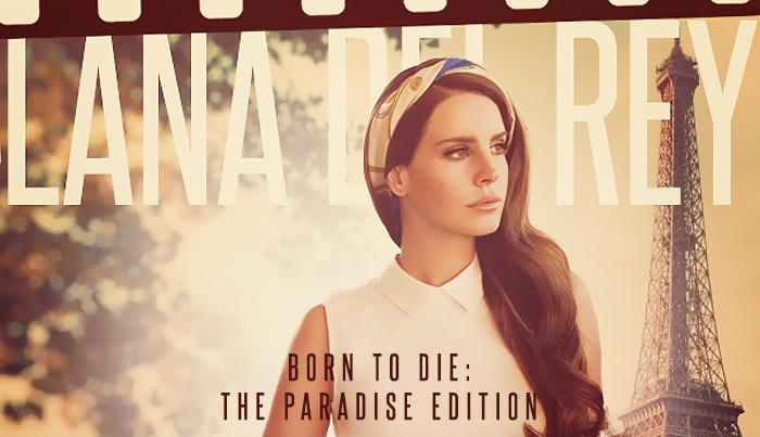 Lana Del Rey Paradise Edition leaks