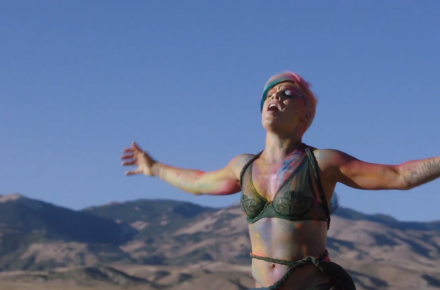 P!nk Try Music Video