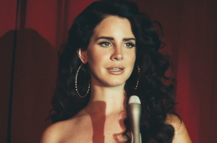 Lana Del Rey Ride Music Video Still