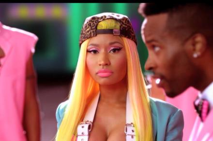 Nicki Minaj & Cassie The Boys