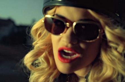 Rita Ora Shine Ya Light Music Video