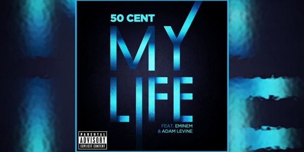 50 cent my life cover art banner