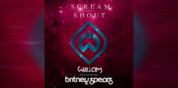 scream and shout cover