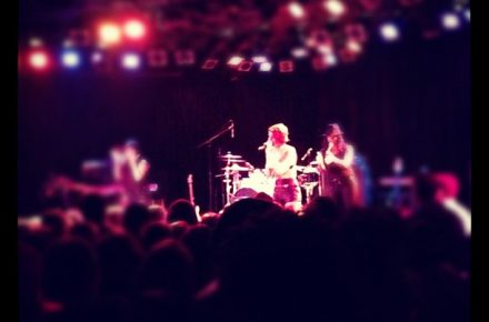 Leah Labelle at The Roxy