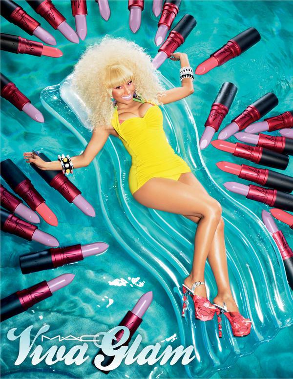 Nicki Minaj Viva La Glam Lavender