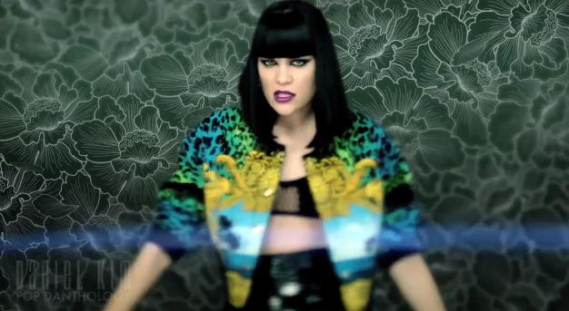 pop music video mash up 2012 jessie j