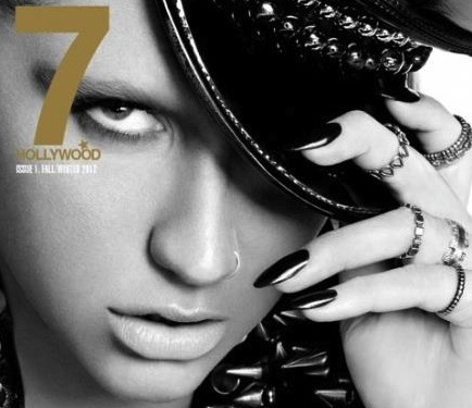 ke$ha 7 hollywood magazine