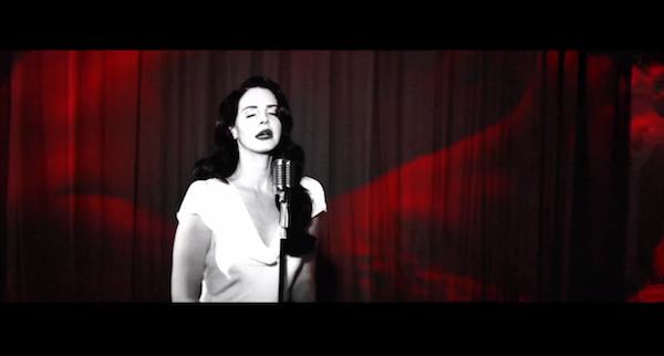 Lana Del Rey Burning Desire